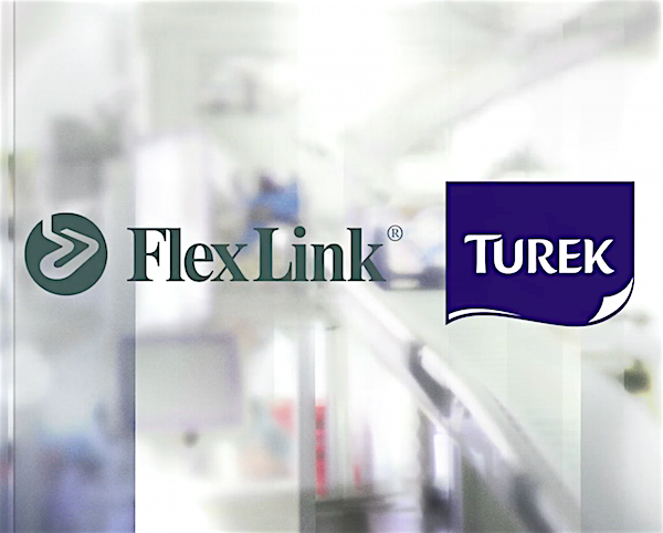Technologia Flexlink w fabryce Turek